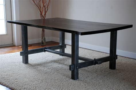 wood steel dining table steel dining room table traditional dining tables