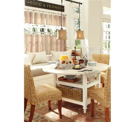 Pottery Barn Perimeter Mall by Burlap Ah L