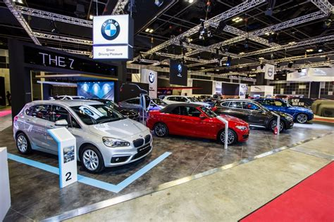 Bmw At The Singapore Motorshow 2018