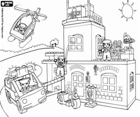 disegni  lego da colorare  stampare