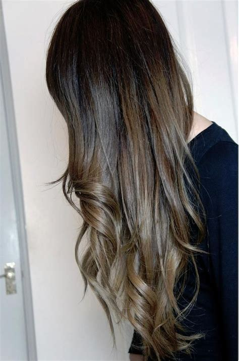 Subtle Ombre Hair With Undertones Pictures Photos And