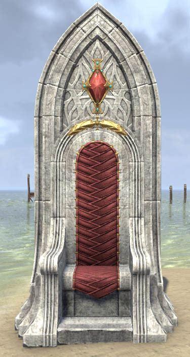 eso fashion throne  cyrodiil elder scrolls