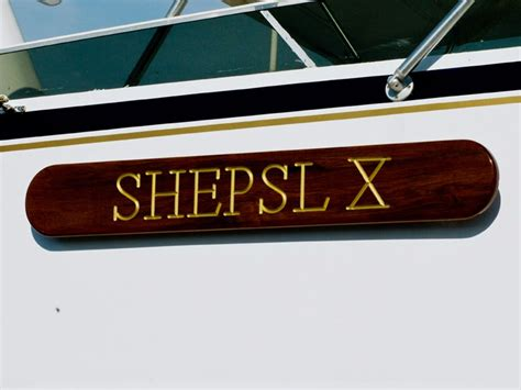 Boat Lettering In Fort Lauderdale by Miami Sign Makers Vinyl Boat Lettering Yacht Signs Fort