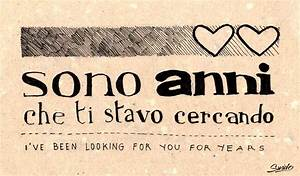 Italian Love Phrases And Quotes. QuotesGram