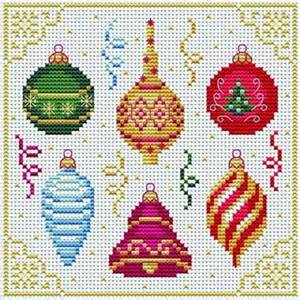 christmas decorations tons of free cross stitch patterns at this site http cross stitchers