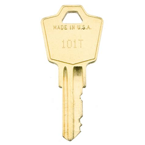 Hon Filing Cabinet Key Lost by Hon 101t 225t Replacement Easykeys