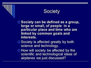 Science, Technology, Society and the Environment. - ppt ...