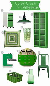 Color Crush: Kelly Green