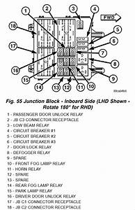 2002 Jeep Liberty Rear Running Lights Do Not Work  Tried