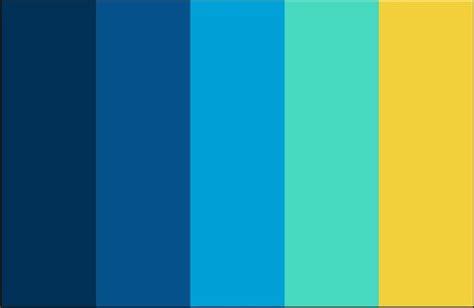 navy blue color palette gallery