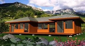 Prix Kit Maison Bois : cuisine en kit bois massif ~ Premium-room.com Idées de Décoration