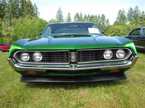 All 1971 Torino Gt Parts. Metal