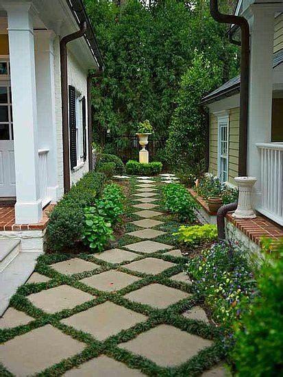 jardines  entradas  pasillos tendencias
