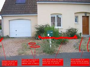 forum tth news votre maison logement With faire une entree de garage