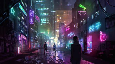 cyberpunk wallpapers top  cyberpunk backgrounds