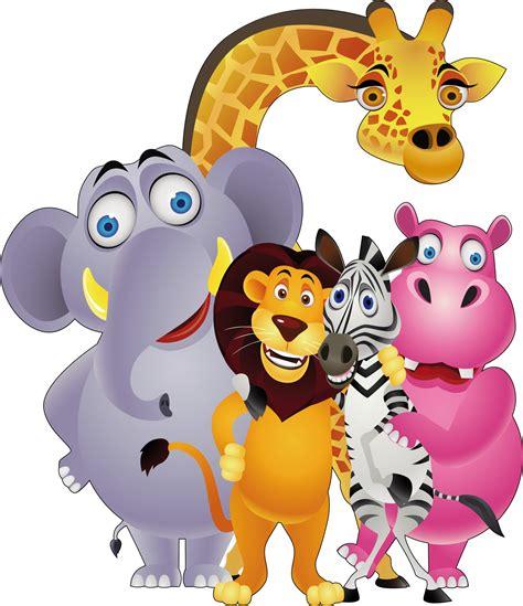 stickers animaux de la jungle pour bebe stickers