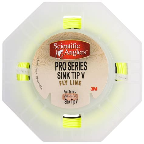 Sink Tip Fly Line Closeout by Scientific Anglers Pro Series Tip V Floating Sinking