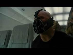 The Dark Knight Rises Opening Scene - YouTube