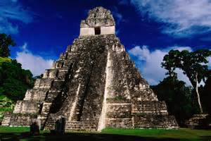 Jaguar Temple Guatemala