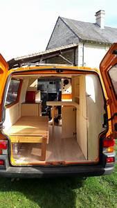Vw T4 Camper : fourgon amenage volkswagen t4 honda camper van camper ~ Kayakingforconservation.com Haus und Dekorationen