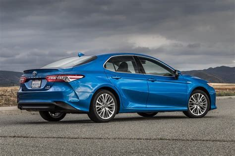 The 2021 Toyota Camry Hybrid Is Cheaper Than Its ...