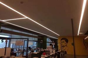 Seamless, Led, Linear, Light, For, Office