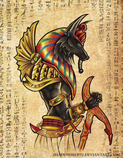 Anubis By Shadowmer92 On Deviantart