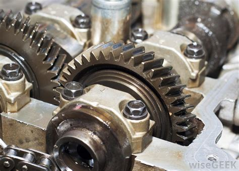 What Is A Gear Shaft? (with Pictures