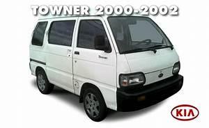 Modifications Kia Towner 00  2000