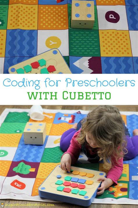 coding for preschoolers with cubetto inspiration 523 | Coding for Preschoolers0