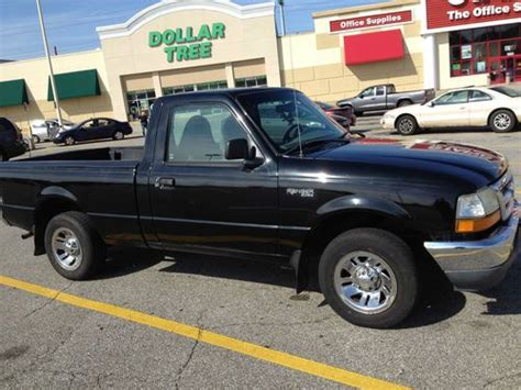 how to work on cars 1999 ford ranger interior lighting sell used 1999 ford ranger xlt regular cab 4 cylinder automatic black 2 wheel drive in cleveland