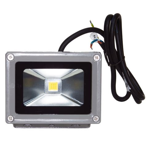 projecteur led 10w blanc neutre ip65 ext 233 rieur 224 19 00 projecteurs led rectangulaires