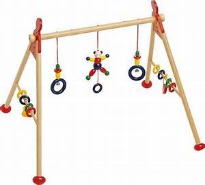 Arche Bébé Bois : arche d 39 activit s en bois chez les enfants ~ Teatrodelosmanantiales.com Idées de Décoration