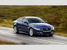 Jaguar XE officially unveiled at 2014 Paris Motor Show