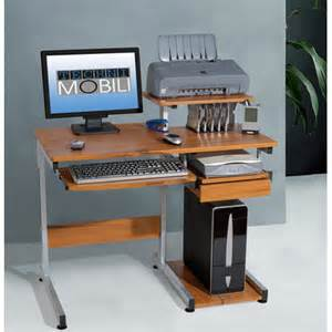 techni mobili streamline compact computer desk reviews