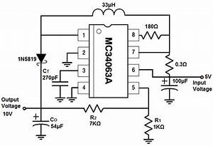 switching reg calculator for mc 34063 or mc33063 gm With part 1 constant voltage mode power pcb for led strips
