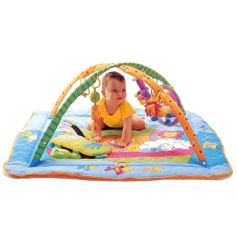 tapis d eveil tiny gymini kick and play tapis d 233 veil gymini kick n play 15 sur allob 233 b 233