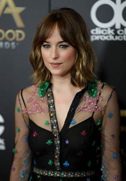Dakota Johnson Hollywood Film Beverly Awards Through