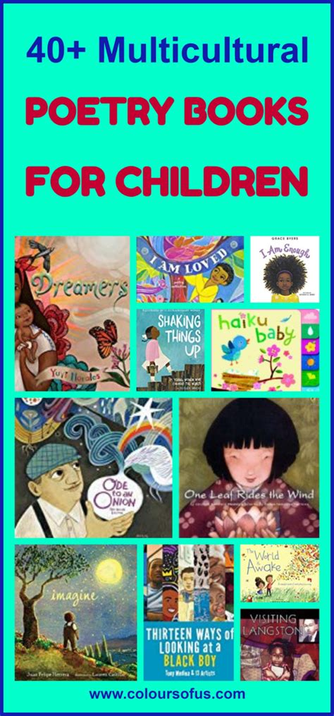 40 multicultural poetry books for children 959 | Poetry 2019 4 1 664x1423