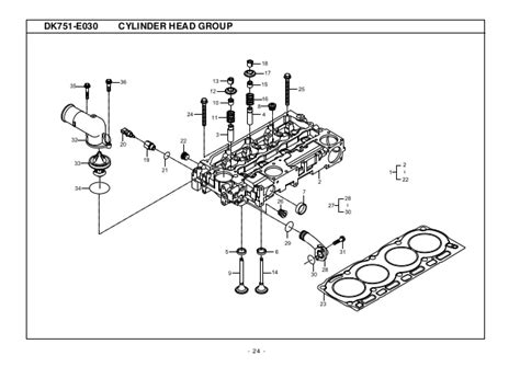 dk45 kioti tractor parts diagram downloaddescargar