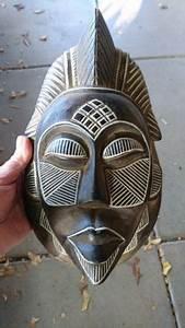 Buddha Face Designs Masks