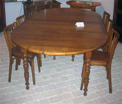 table ronde merisier table ronde louis philippe table ronde bois clair