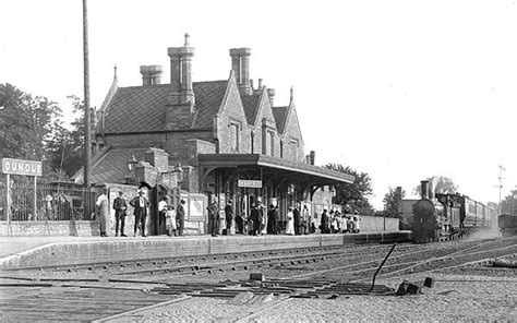 Boat Building Oundle by Disused Stations Oundle Station