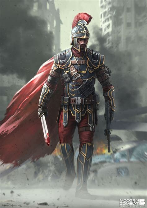 sci fi roman soldier character concepts mc  behance