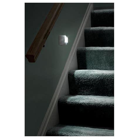 pk  wireless motion sensor led stair step lights