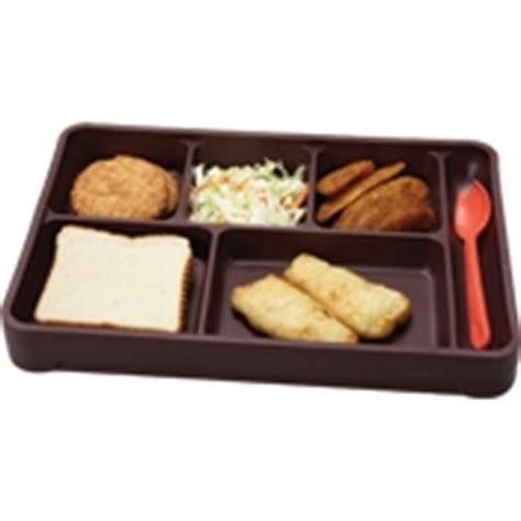 cook s insulated marathon food tray cook s correctional
