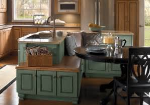 Kitchen Center Island With Seating Islands Kabco Kitchens