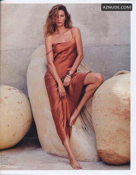 Gisele Bundchen Non Nude Sexy Photos By Nino Munoz For
