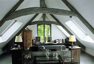 Interior design style french country attic loft for Interior design styles characteristics