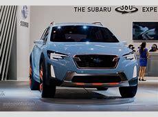 2017 Subaru XV Crosstrek Previewed by This Rugged